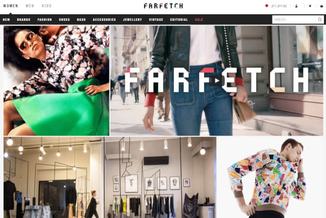 Farfetch (ファーフェッチ) クーポン&キャンペーンコード、セール付買い方、Farfetch (ファーフェッチ) 購入方法・個人輸入海外通販買い物ガイド2020