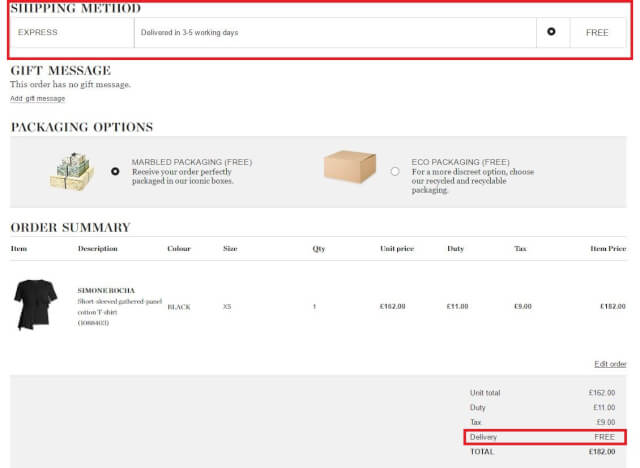 matchesfashion value 5 - matchesfashion(マッチズファッション)の購入方法紹介!割引クーポン&キャンペーンコード&セールの買い方、登録方法・個人輸入買い物matchesfashion(マッチズファッション)購入完全ガイド2018