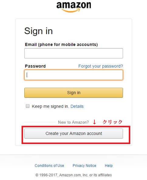 account 3 - Amazon.ca(アマゾンカナダ)の買い方解説!割引クーポン&キャンペーンコード&セールの購入方法、登録方法・個人輸入買い物Amazon.ca(アマゾンカナダ)購入完全ガイド2018