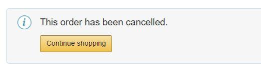 cancel 5 - 【2020年最新】Amazon.comはじめての個人輸入、購入方法解説!クーポンや登録や送料、返品交換まで