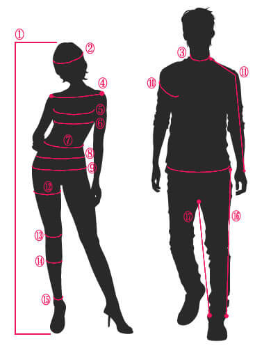 silhouette - 【2020年版】海外ブランドのサイズ変換表ガイド(US, UK, EU対応)靴・アパレルサイズ換算表、国別のインチ、フィード、ヤード表記も。日本サイズとアメリカ、イギリス、ヨーロッパサイズの違いは?ベビーキッズやワイズ表もあり!
