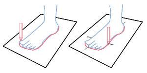 zukai02 - 海外ブランド靴のワイズサイズ変換表ガイド 靴幅 海外サイズから日本サイズに変換