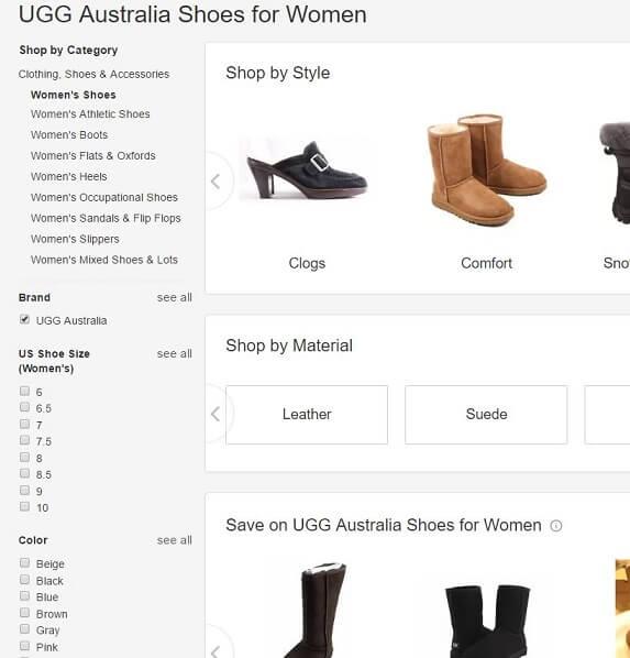 ebay search 3 - 【2020最新】eBay完全購入ガイドお得なクーポンセールコードは?はじめての海外個人輸入のやり方教えます