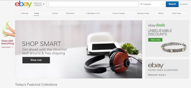 ebay top - eBay(イーベイ)購入方法は?アカウント登録からクーポンセールコードやおすすめの代行、オークションの買い方まで海外から日本へはじめての個人輸入eBay/イーベイ使い方完全ガイド2019