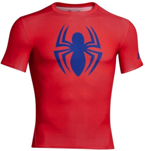 ua04 - アマゾンアメリカでアンダーアーマー(Under Armour)スーパーマンのコンプレッションシャツを個人輸入 日本未発売商品をAmazon.com(アマゾンUSA)で