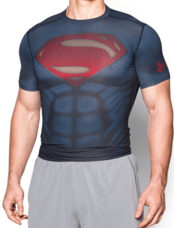ua06 - アマゾンアメリカでアンダーアーマー(Under Armour)スーパーマンのコンプレッションシャツを個人輸入 日本未発売商品をAmazon.com(アマゾンUSA)で