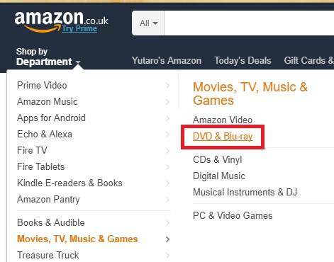 ukリージョンフリー1 - Amazon.co.uk(アマゾンイギリス)の購入方法紹介!割引クーポン&セールの買い方、登録方法・個人輸入買い物 イギリスアマゾン購入完全ガイド2020
