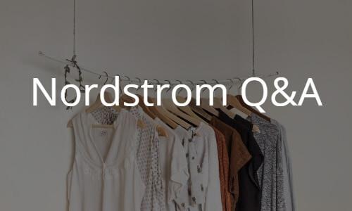 海外通販Nordstrom(ノードストローム)の買い方 個人輸入Q&Aトラブル解決やお得な情報満載