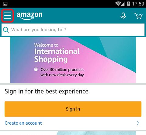 aa14 - アマゾンアメリカの商品を簡単購入!Amazonスマホ用ショッピングアプリで日本発送商品を探せる!使い方と買い方を徹底解説
