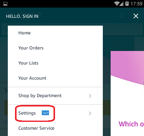 aa15 - アマゾンアメリカの商品を簡単購入!Amazonスマホ用ショッピングアプリで日本発送商品を探せる!使い方と買い方を徹底解説