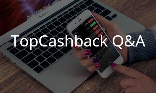 海外通販をお得に買い物するTopCashback(トップキャッシュバック)のQ&Aトラブル解決やお得な情報満載