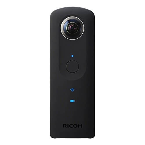 1ricoh - 【特徴や性能】360度カメラおすすめ人気ランキング9選!