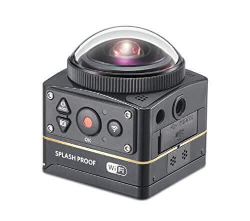3kodak - 【特徴や性能】360度カメラおすすめ人気ランキング9選!