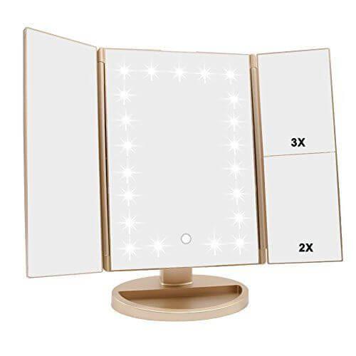 4dc6181f4e7a5f0430c3f63158429fe2 - 【高性能ミラー】LEDライト付きミラーの決定版お勧めランキング11選