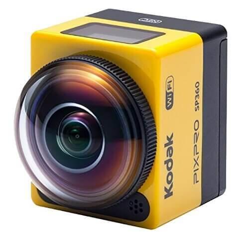 7kodak - 【特徴や性能】360度カメラおすすめ人気ランキング9選!