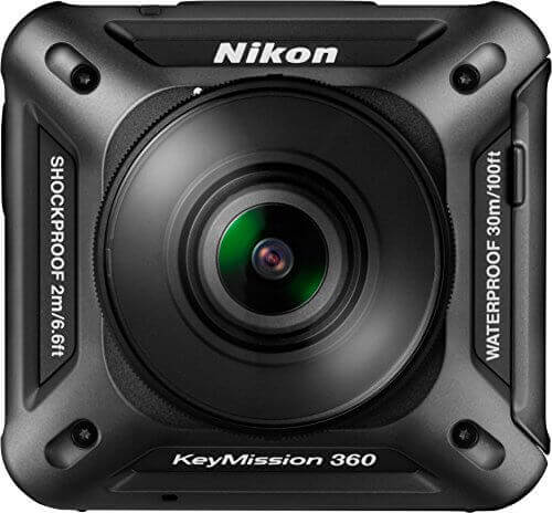 9nikon - 【特徴や性能】360度カメラおすすめ人気ランキング9選!