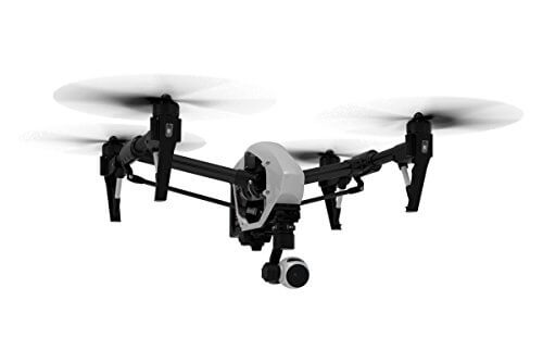 1. DJI T600 Inspire 1 Quadcopter with 4k