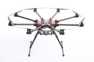 5. DJI S1000 Octacopter