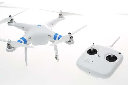 Phantom 2 with Zenmuse H3-3d 3-axis Gimbal