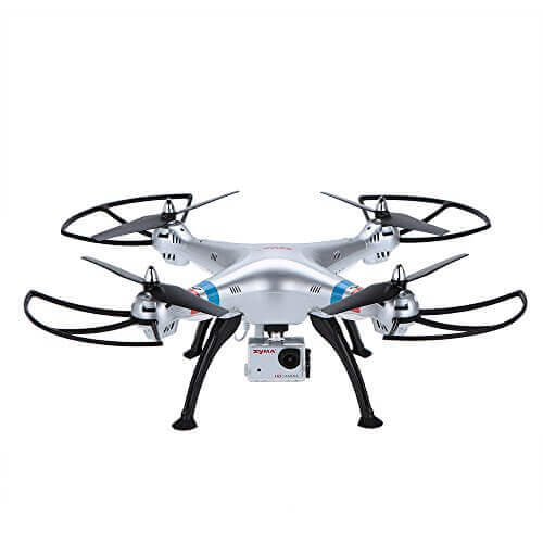 9. Syma X8G With 8MP Camera