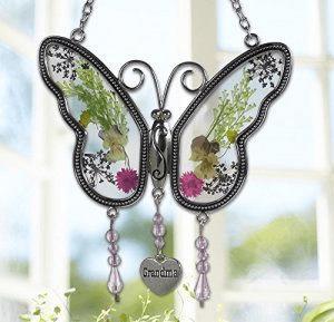 Grandma Butterfly Suncatcher - 【インテリアグッズ】2018年おばあちゃんのベストギフトおすすめ人気ランキング10選!
