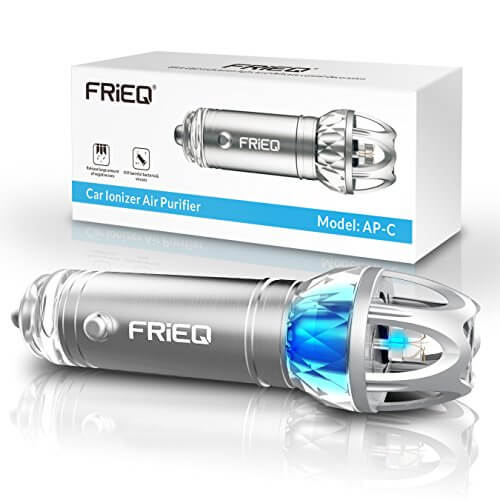 FRiEQ Car Air Purifier - 【除菌消臭】車載用空気清浄機おすすめ人気ランキング9選!