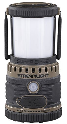 2. Streamlight - 【電池長持ち】充電式LEDランタンおすすめ人気ランキング10選!