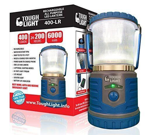 4. Tough Light - 【電池長持ち】充電式LEDランタンおすすめ人気ランキング10選!