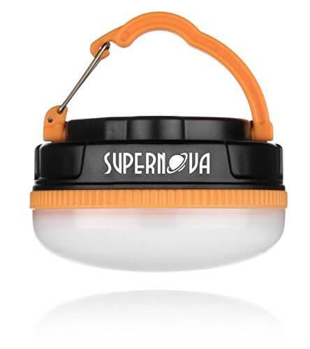 5. Supern VA - 【電池長持ち】充電式LEDランタンおすすめ人気ランキング10選!