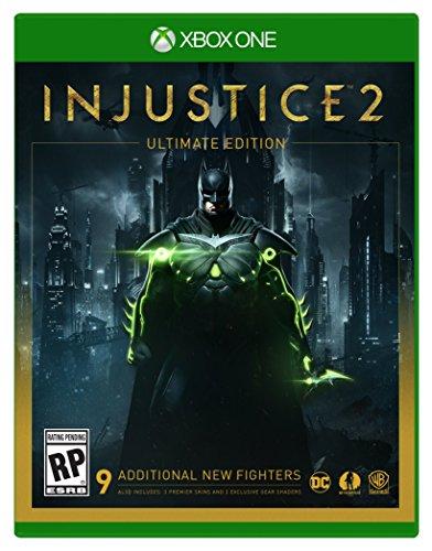 INJUSTICE 2 - 【XBOX】XBOXゲームおすすめアメリカの人気ランキング10選!