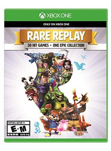 RARE REPLAY - 【XBOX】XBOXゲームおすすめアメリカの人気ランキング10選!